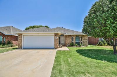 Lubbock Single Family Home For Sale: 532 N Juneau Avenue