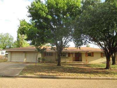 Single Family Home For Sale: 508 W 1st Street
