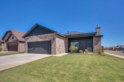 Lubbock Single Family Home For Sale: 11213 Boston