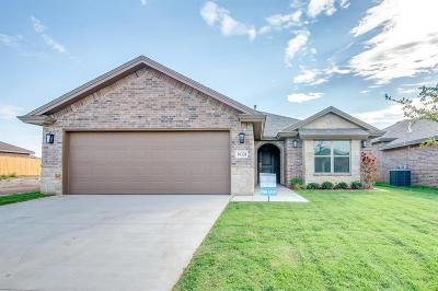 Lubbock Single Family Home For Sale: 10331 Ave X