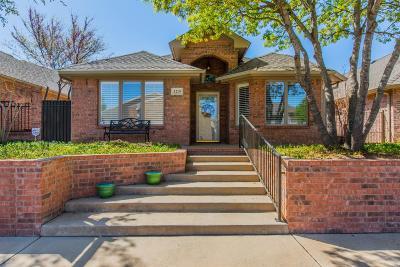 Lubbock TX Garden Home For Sale: $255,000