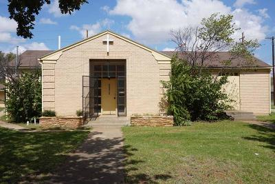 Lubbock Commercial For Sale: 2104 36th Street