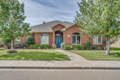 Lubbock TX Single Family Home For Sale: $387,500