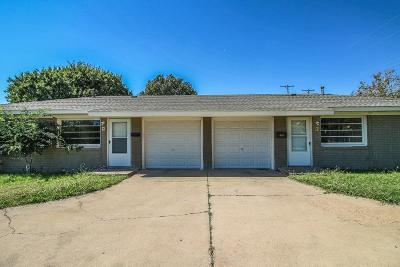 Lubbock TX Multi Family Home For Sale: $265,000