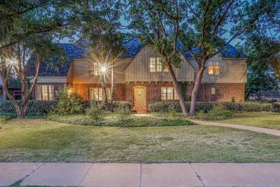 Lubbock TX Single Family Home For Sale: $325,000