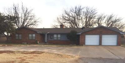 Lamesa Single Family Home Under Contract: 2605 Seminole Road