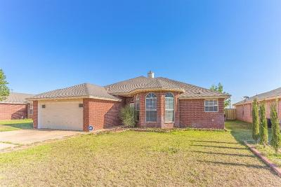 Lubbock TX Single Family Home For Sale: $165,950