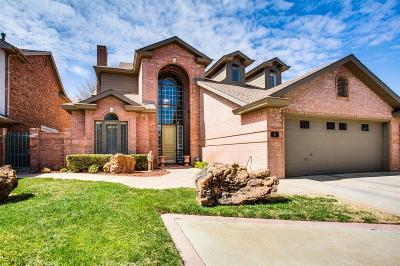 Lubbock TX Garden Home For Sale: $375,000