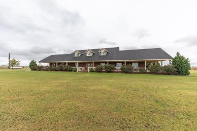 Shallowater  Single Family Home For Sale: 3807 Farm Road 179