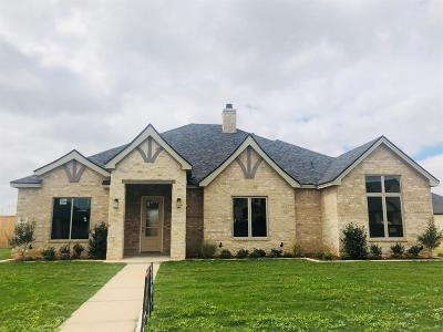 Lubbock Garden Home For Sale: 11706 Troy Avenue
