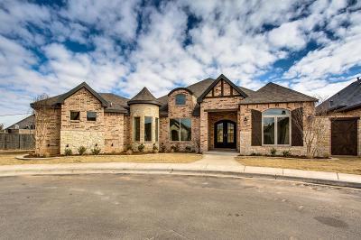 Lubbock Garden Home For Sale: 9901 Richmond Avenue