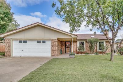 Single Family Home For Sale: 7107 Zoar Avenue