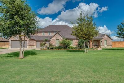 Lubbock Single Family Home For Sale: 14203 County Road 1715