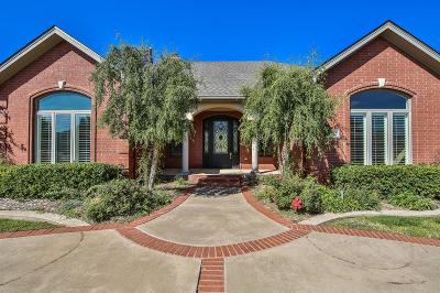 Lubbock Single Family Home For Sale: 9802 Savannah Avenue