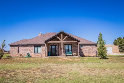 Single Family Home Under Contract: 5124 Private Road 7945