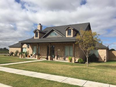 Idalou Single Family Home Under Contract: 1011 Date Avenue