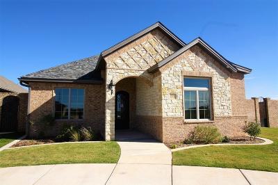Lubbock Garden Home For Sale: 10305 Trenton Street