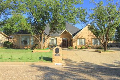 Lamesa TX Single Family Home For Sale: $420,000