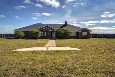 Shallowater Single Family Home For Sale: 13802 N County Road 1400
