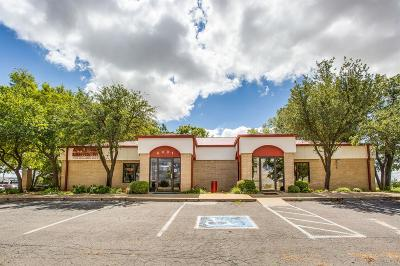 Lubbock Commercial For Sale: 6001 Spur 327