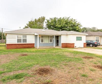 Single Family Home For Sale: 5103 41st Street