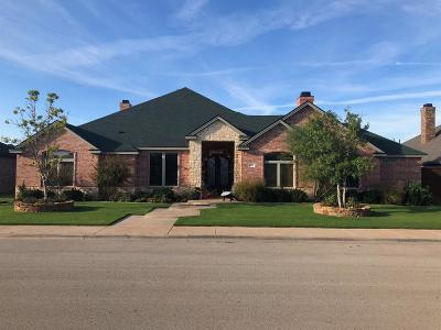 Lubbock TX Single Family Home Under Contract: $399,999