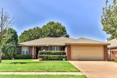 Lubbock Single Family Home Under Contract: 914 Kewanee Avenue