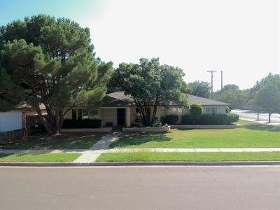 Single Family Home For Sale: 5419 83rd Street