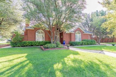 Single Family Home Under Contract: 7601 Saratoga Avenue