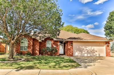Single Family Home For Sale: 5406 100th Street