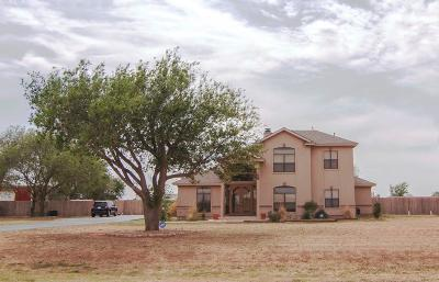 Slaton Single Family Home For Sale: 4702 County Road 3300