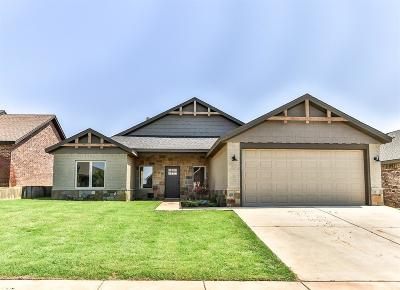 Lubbock Single Family Home For Sale: 10103 Vernon Drive