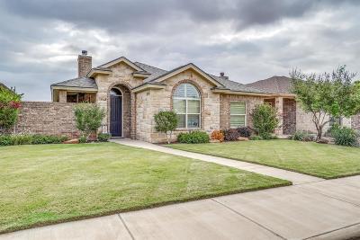 Lubbock Garden Home For Sale: 10203 Chicago Avenue