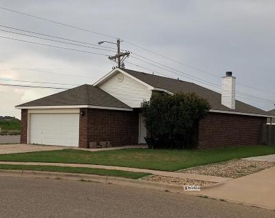Lubbock TX Single Family Home Sold: $125,000