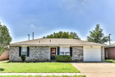Single Family Home For Sale: 6411 32nd Street