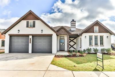 Lubbock Single Family Home For Sale: 12211 Jordan