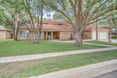Lubbock Single Family Home For Sale: 4010 88th Street