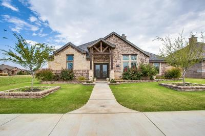 Wolfforth Single Family Home For Sale: 1309 Chaucer Lane