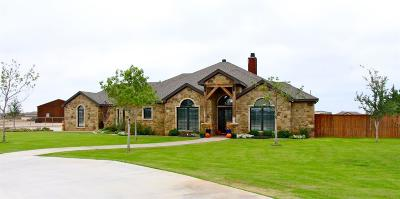 Lubbock Single Family Home For Sale: 3314 Woodrow Road