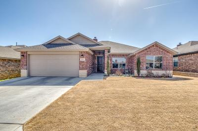 Single Family Home For Sale: 5525 101st Street