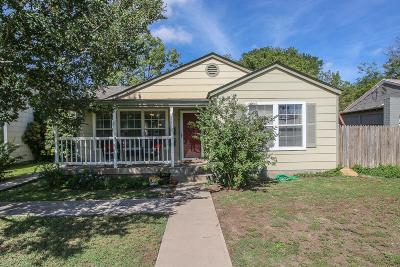 Single Family Home For Sale: 2822 25th Street