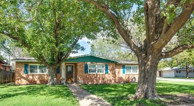 Lubbock TX Single Family Home For Sale: $139,900