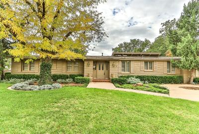 Single Family Home For Sale: 4501 17th Street