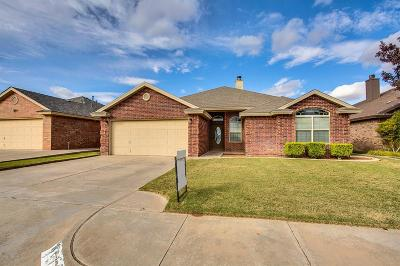 Single Family Home For Sale: 5720 107th Street
