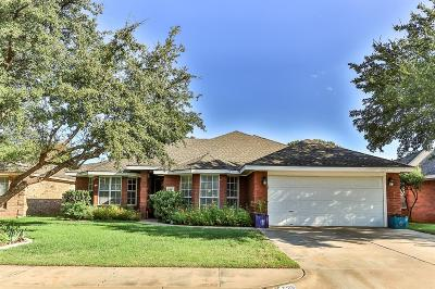 Lubbock Single Family Home For Sale: 5306 68th Street