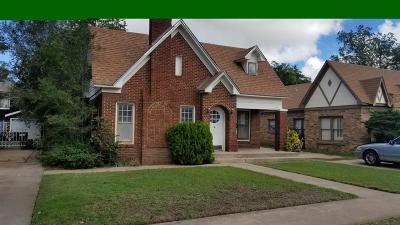 Single Family Home Under Contract: 2012 17th Street