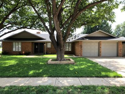 Single Family Home For Sale: 5201 43rd Street