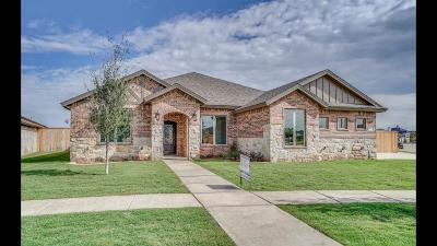 Lubbock Single Family Home For Sale: 8602 Kirby Avenue