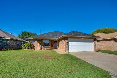 Lubbock Single Family Home For Sale: 1912 75th Street