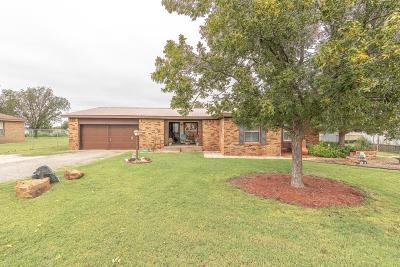 Shallowater Single Family Home For Sale: 7328 County Road 6100